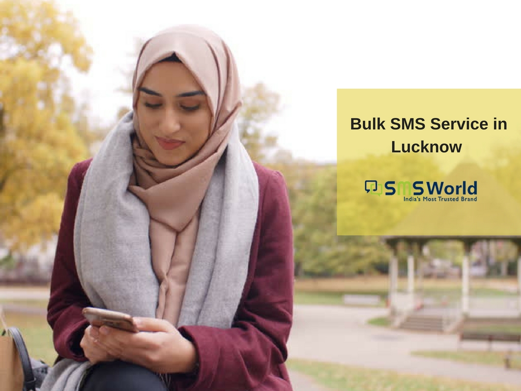 Bulk SMS Provider in Lucknow